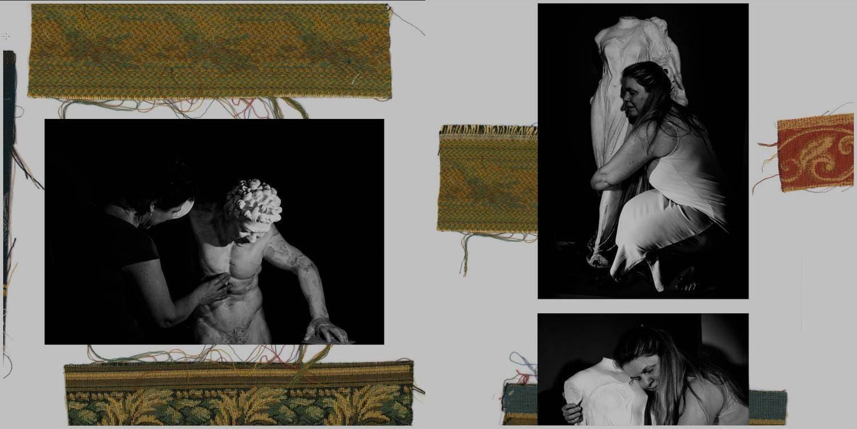 Immaginando – The Image Through The Senses - Cover