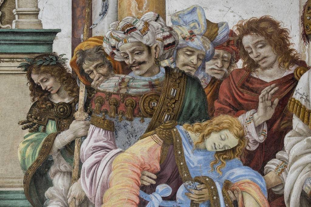 Opera Santa Maria Novella – Cappella-Strozzi