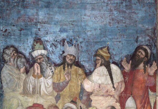 Opera Santa Maria Novella – Cappella-Strozzi-Nardo-di-Cione-Giudizio-Universale