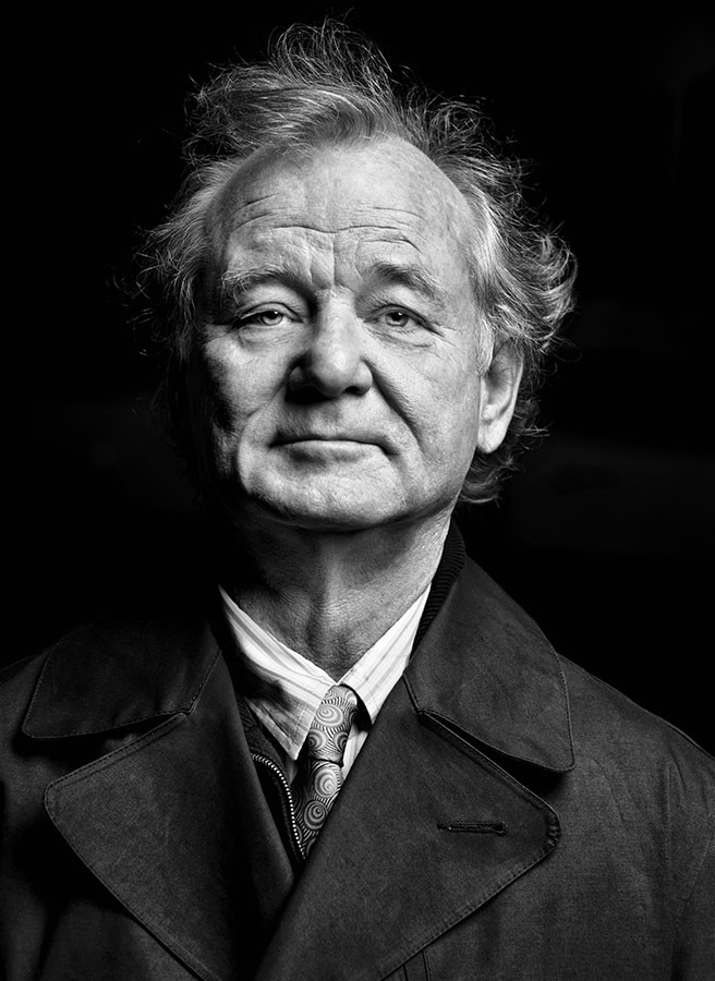 BILL MURRAY by Gianmarco Chieregato