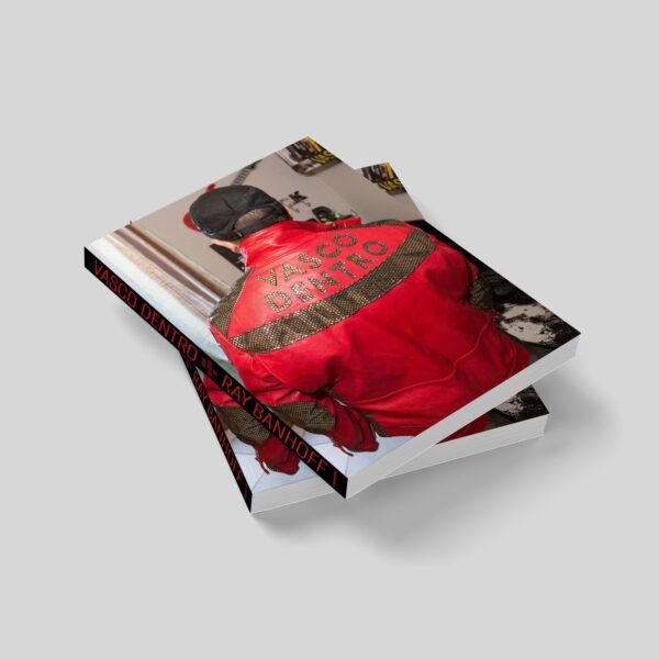Vasco Dentro – prova ad essere me di Ray Banhoff –Crowdbooks Publishing
