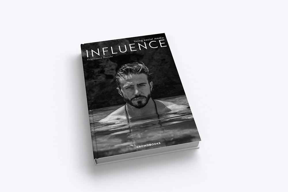 Marco Ferri - INFLUENCE by Francesco Rocchi – CROWDBOOKS