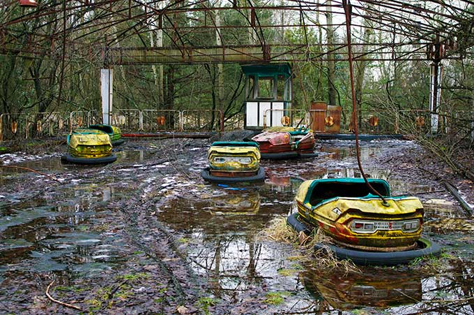 Enrico Vetri - La mia Chernobyl - Crowdbooks
