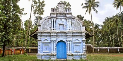 Cristian Castelnuovo - Churches Of Kerala - Crowdbooks Publishing
