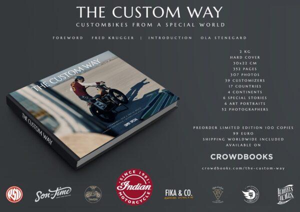 THE CUSTOM WAY - A book by Ernesto Bitonte - Crowdbooks